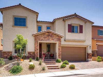Henderson Single Family Home For Sale: 994 Rustic Rock Court