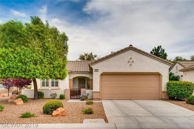 Henderson NV Single Family Home For Sale: $320,000
