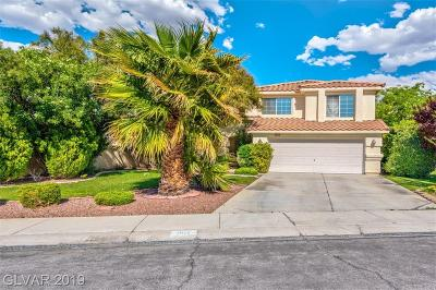 Single Family Home For Sale: 1612 Sand Canyon Drive