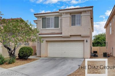 North Las Vegas Single Family Home For Sale: 4623 Abbottwood Avenue