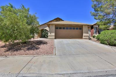 Henderson Single Family Home For Sale: 828 Anchor Drive