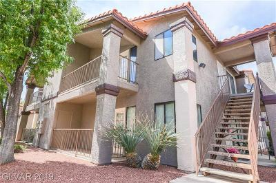 Las Vegas, Henderson Condo/Townhouse For Sale: 1575 Warm Springs Road #2322