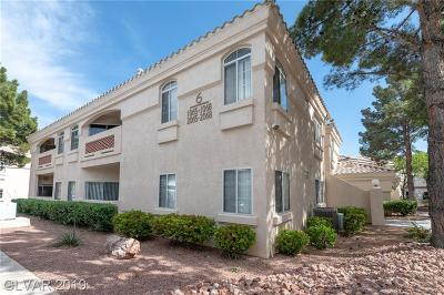 Spring Valley Condo/Townhouse For Sale: 7400 Flamingo Road #1068