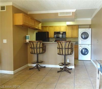 Condo/Townhouse For Sale: 2221 West Bonanza Road #65
