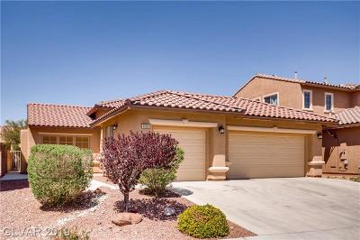 North Las Vegas NV Single Family Home For Sale: $292,000