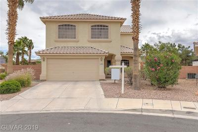 Green Valley Ranch Single Family Home Sold: 200 Oella Ridge Court