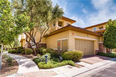 Macdonald Foothills Pa-18a Pha, Laguna Bay Townhome Est, Summerlin Village 19 Phase 2-L, Affinity, Summerlin Village 18 Parcel L, V At Lake Las Vegas Condo/Townhouse For Sale: 11280 Granite Ridge Drive #1044