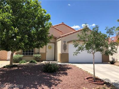 Henderson Single Family Home Under Contract - No Show: 1013 Pleasent Run Court