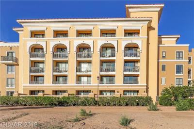 Henderson NV Condo/Townhouse For Sale: $124,900