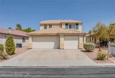 Las Vegas Single Family Home For Sale: 684 Fontayne Avenue