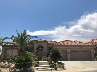 Single Family Home For Sale: 10913 Grand Cypress Avenue