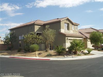 North Las Vegas Single Family Home For Sale: 5928 Horsehair Blanket Drive