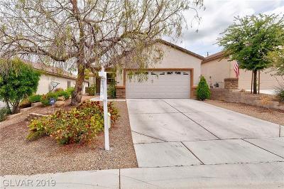 Single Family Home For Sale: 2566 Cosmic Dust Street