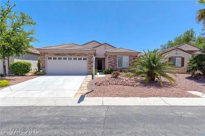 Single Family Home For Sale: 2520 Solera Sky Drive
