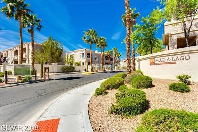 Las Vegas Condo/Townhouse Under Contract - Show: 3125 North Buffalo Drive #1131