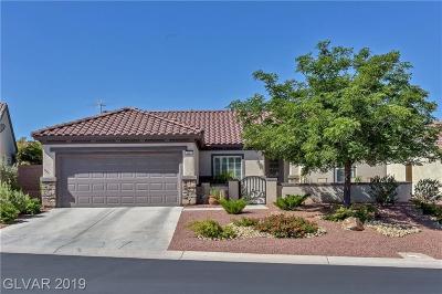 Henderson NV Single Family Home For Sale: $438,000