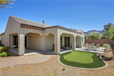 Single Family Home For Sale: 2253 Gondi Castle Avenue