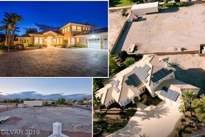 Las Vegas Single Family Home For Sale: 10116 Corbett Street