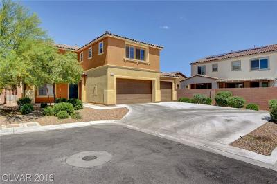 North Las Vegas Single Family Home For Sale: 1104 Cactus Grove Court