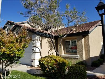 Las Vegas Condo/Townhouse Under Contract - Show: 10348 Birch Bluff Lane