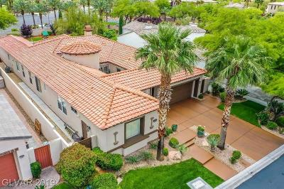 Las Vegas  Single Family Home For Sale: 11405 Sandstone Ridge Drive