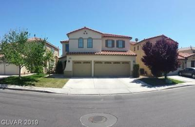 Rhodes Ranch Single Family Home Under Contract - No Show: 5542 Cresent Valley Street