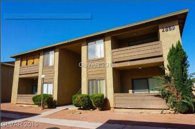 Henderson, Las Vegas Multi Family Home For Sale: 2859 Wheelwright Drive