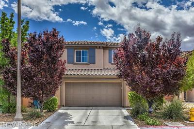 Las Vegas NV Single Family Home Sold: $293,000