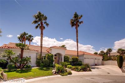 Las Vegas Single Family Home For Sale: 1941 Black Water Court