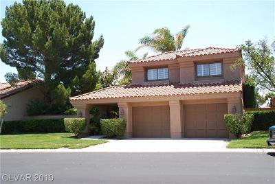Single Family Home For Sale: 7575 Spanish Bay Drive