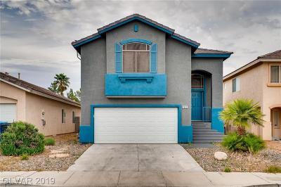 Silverado Ranch Single Family Home For Sale: 1832 Pyle Avenue