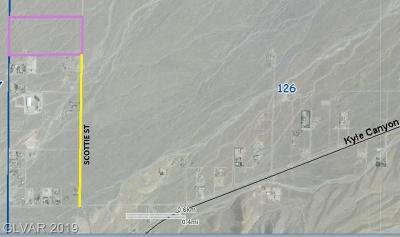Las Vegas Residential Lots & Land For Sale: Scottie St