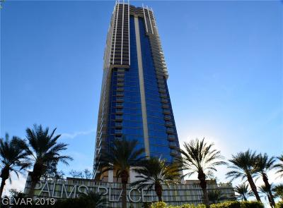 Trump Intl Hotel & Tower-, Trump Intl Hotel & Tower- Las, Signature At Mgm, Palms Place A Resort Condo & S, Vdara Condo Hotel, Platinum Resort Condo High Rise For Sale: 4381 Flamingo Road #1505
