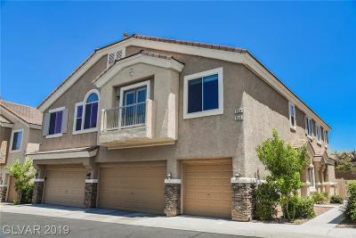 Henderson Condo/Townhouse For Sale: 2534 Crafty Clint Lane