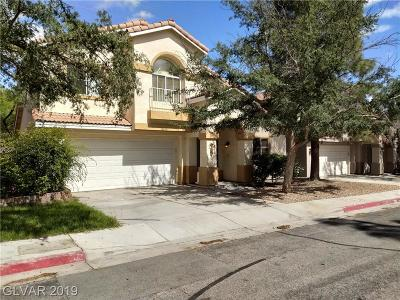 Henderson Single Family Home Under Contract - No Show: 89 Yesterday Drive