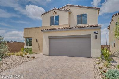 North Las Vegas Single Family Home For Sale: 6913 Boulder View Street