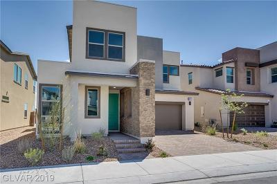North Las Vegas Single Family Home For Sale: 537 Founders Creek Avenue