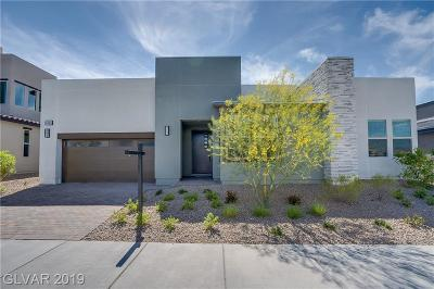 North Las Vegas Single Family Home For Sale: 6841 Peakview