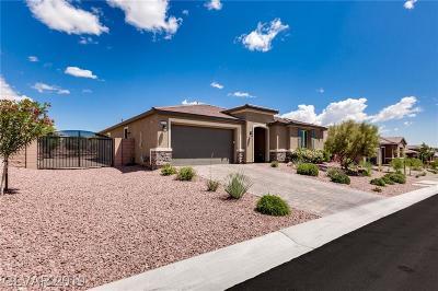Las Vegas Single Family Home For Sale: 9714 Summer Bliss Avenue