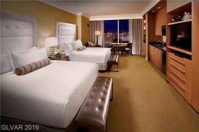 Trump Intl Hotel & Tower-, Trump Intl Hotel & Tower- Las, Signature At Mgm, Palms Place A Resort Condo & S, Vdara Condo Hotel, Platinum Resort Condo High Rise For Sale: 2000 Fashion Show Drive #4505