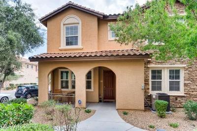 Condo/Townhouse For Sale: 8421 Insignia Avenue #105