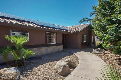 Las Vegas  Single Family Home For Sale: 7830 South Spencer Street