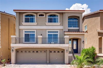 Clark County Single Family Home For Sale: 9757 Fox Estate Street