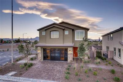 Las Vegas NV Single Family Home Under Contract - Show: $333,820