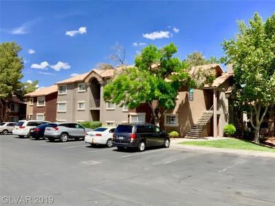Condo/Townhouse Under Contract - No Show: 2750 Durango Drive #2115