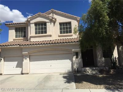 Single Family Home For Sale: 8952 Shale Valley Street
