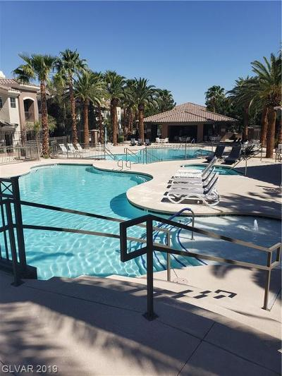 Rhodes Ranch Condo/Townhouse For Sale: 9050 Warm Springs Road #2046