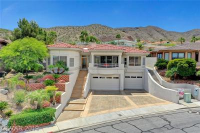 Boulder City Single Family Home For Sale: 207 Red Rock Road