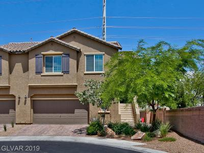 North Las Vegas Condo/Townhouse For Sale: 3004 Old Yankee Avenue