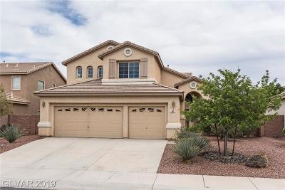 Henderson Single Family Home For Sale: 284 Bouret Place